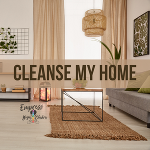Cleanse My Home