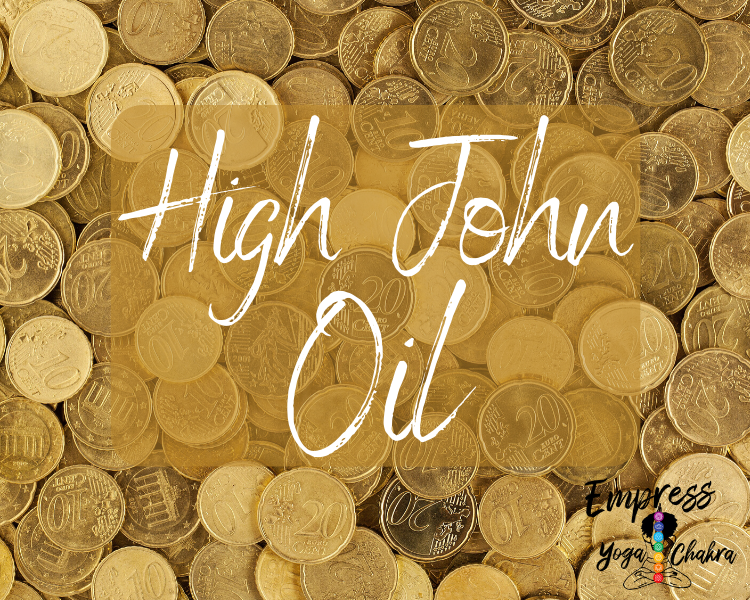 High John The Conqueror Oil