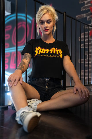 FLAME LOGO CROP