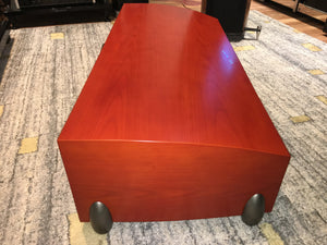 Paradigm Reference Signature C5 V3 Center Channel Speaker in Beautiful Cherry Finish