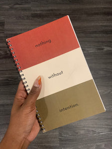Imperfect Intention Journal