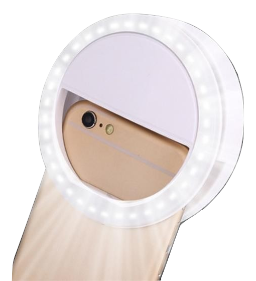 Bright LED Selfie Light Ring