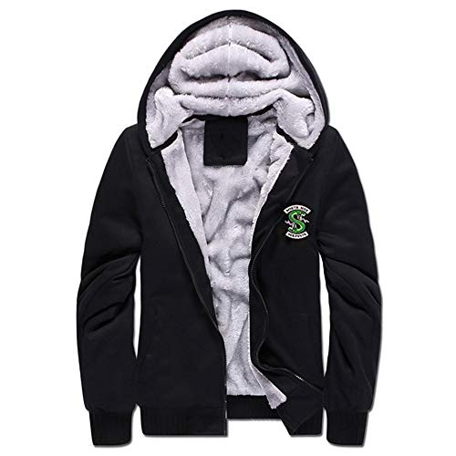 Riverdale Hoodie Southside Serpents Jacket Jones Pullover Men winter clothes