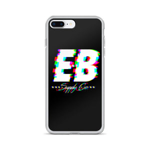 EB Glitched Case - Black