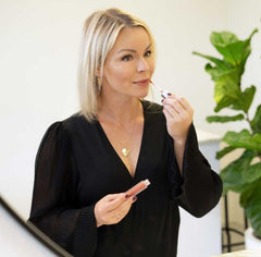ANNA FOUNDER OF FITGLOW BEAUTY