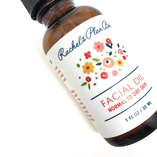 Rachel's Plan Bee Face Oil - The Beauty Garden Boutique