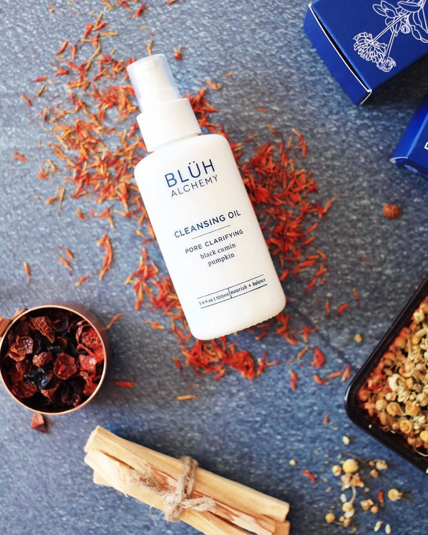 Bluh Alchemy Cleansing Oil - The Beauty Garden Boutique
