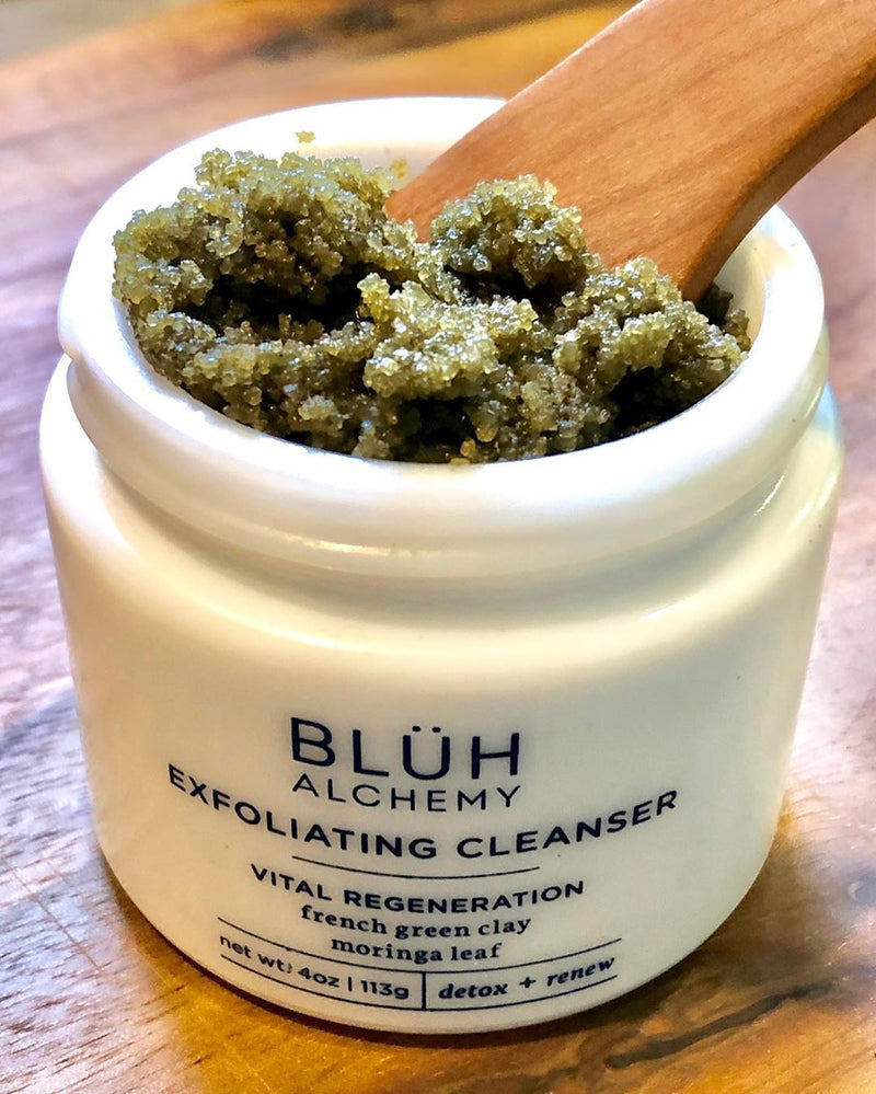 Bluh Alchemy Exfoliating Cleanser - The Beauty Garden Boutique
