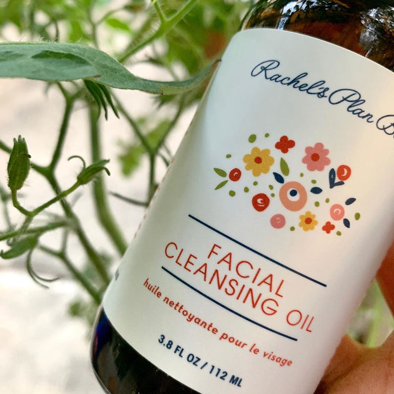 Rachel's Plan Bee Facial Cleansing Oil - The Beauty Garden Boutique