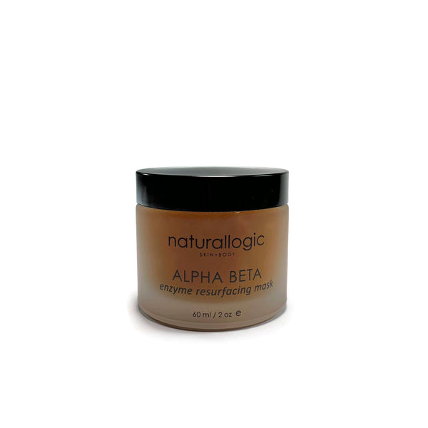 Naturallogic Alpha Beta Enzyme Resurfacing Mask - The Beauty Garden Boutique