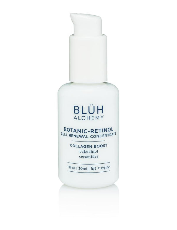 Bluh Alchemy Botanic-Retinol Cell Renewal Concentrate - The Beauty Garden Boutique