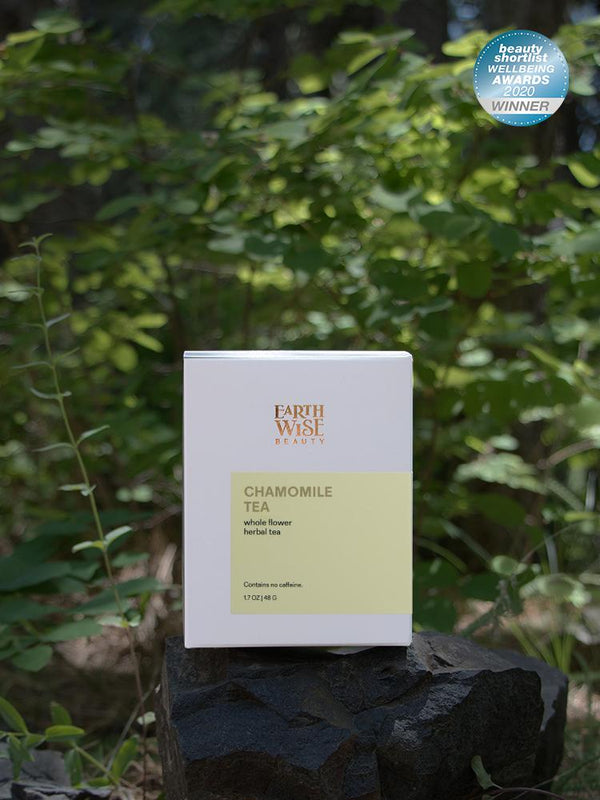 Earthwise Beauty Chamomile Tea - The Beauty Garden Boutique