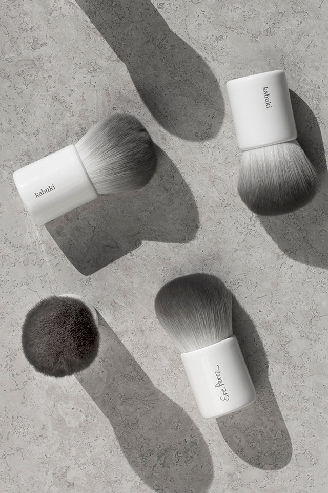 Ere Perez eco vegan kabuki brush - The Beauty Garden Boutique
