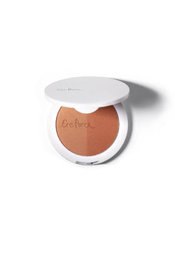 Ere Perez rice powder blush & bronzer Tulum - The Beauty Garden Boutique