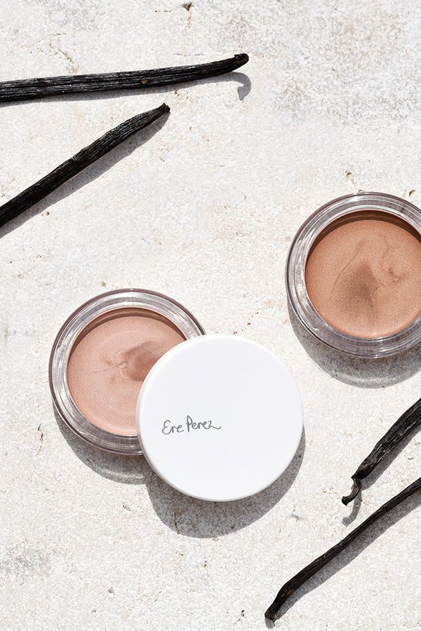 Ere Perez vanilla highlighters - The Beauty Garden Boutique