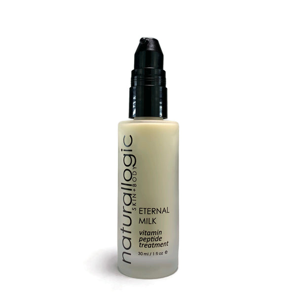 Naturallogic Eternal Milk Vitamin Peptide Treatment - The Beauty Garden Boutique