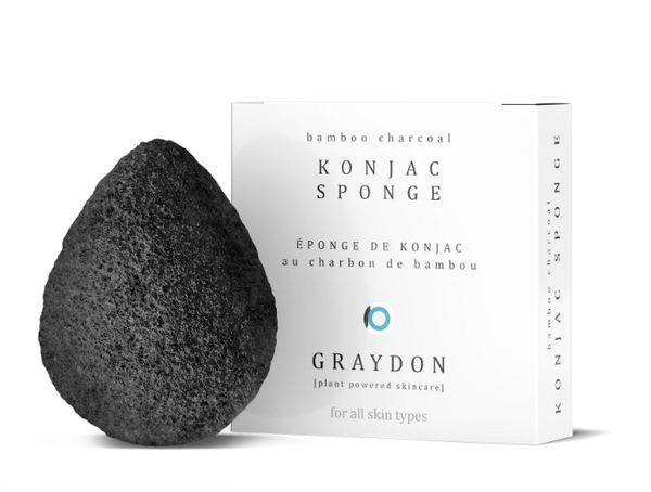 Graydon Skincare | Konjac Sponge | The Beauty Garden Boutique