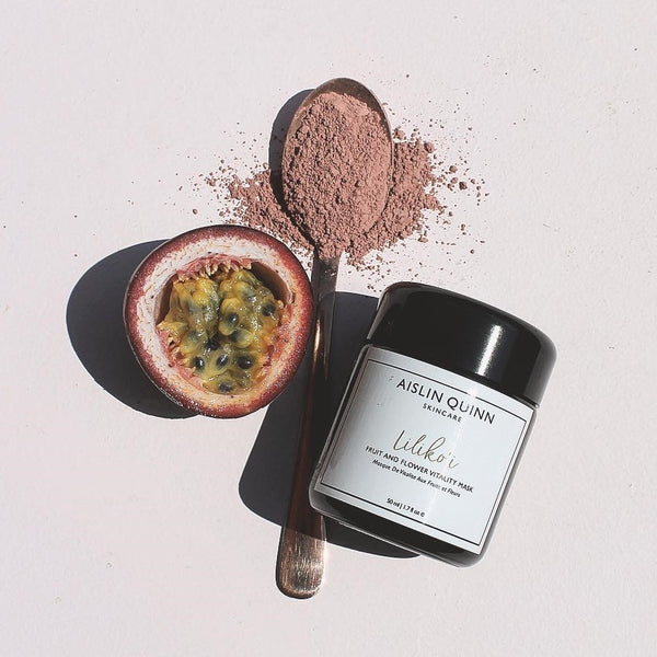 Aislin Quinn Liliko'i Fruit & Flower Vitality Mask - The Beauty Garden Boutique