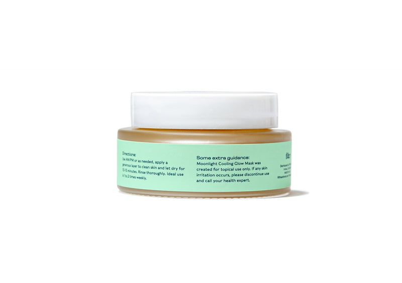 Fifth & Root | moonlight Cooling Glow Mask 250 mg CBD + Terpenes | The Beauty Garden Boutique