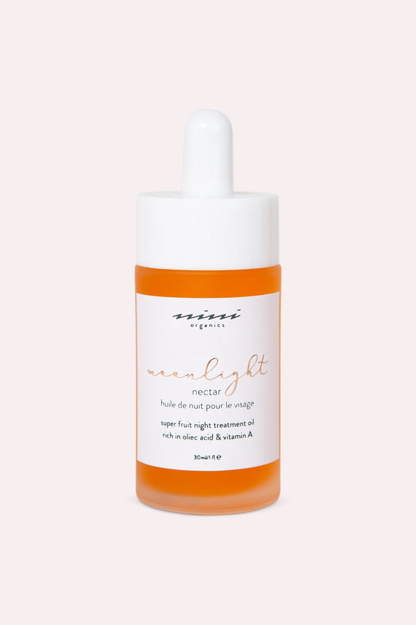 Nini Organics | Moonlight Nectar Oil | The Beauty Garden Boutique