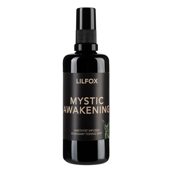 LILFOX Miami Rosemary Toning Mist MYSTIC AWAKENING (HIM + HER) - The Beauty Garden Boutique