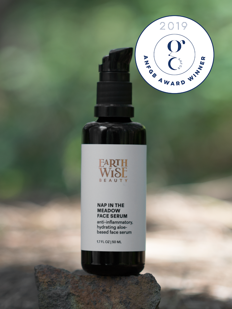 Earthwise Beauty Nap in the Meadow Face Serum - The Beauty Garden Boutique