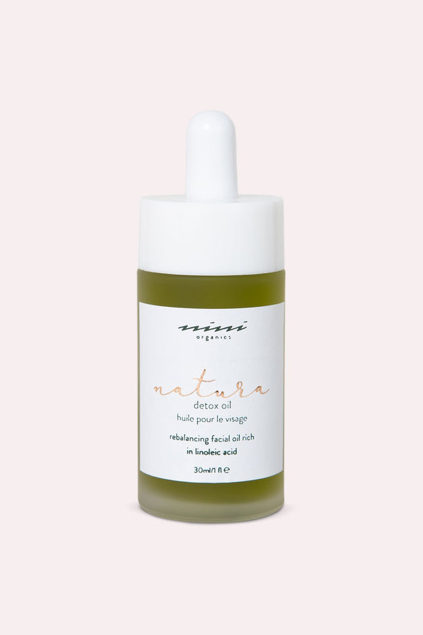 Nini Organics | Natura Detox Oil | The Beauty Garden Boutique