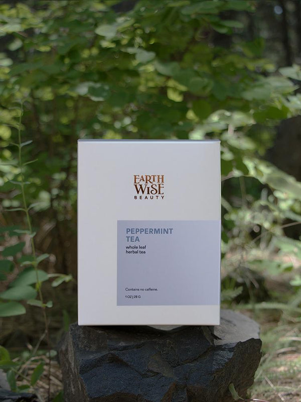 Earthwise Beauty | Peppermint Tea | The Beauty Garden Boutique