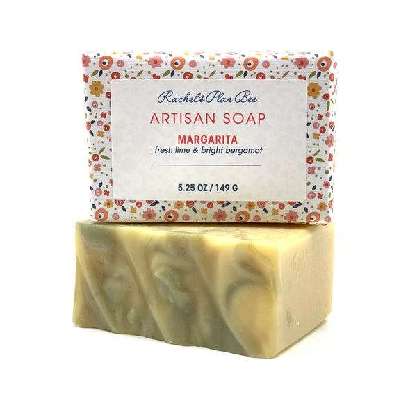 Rachel's Plan Bee | Margarita Soap | The Beauty Garden Boutique