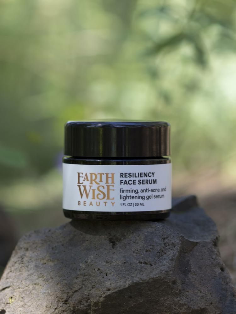 Earthwise Beauty Resiliency Face Serum - The Beauty Garden Boutique