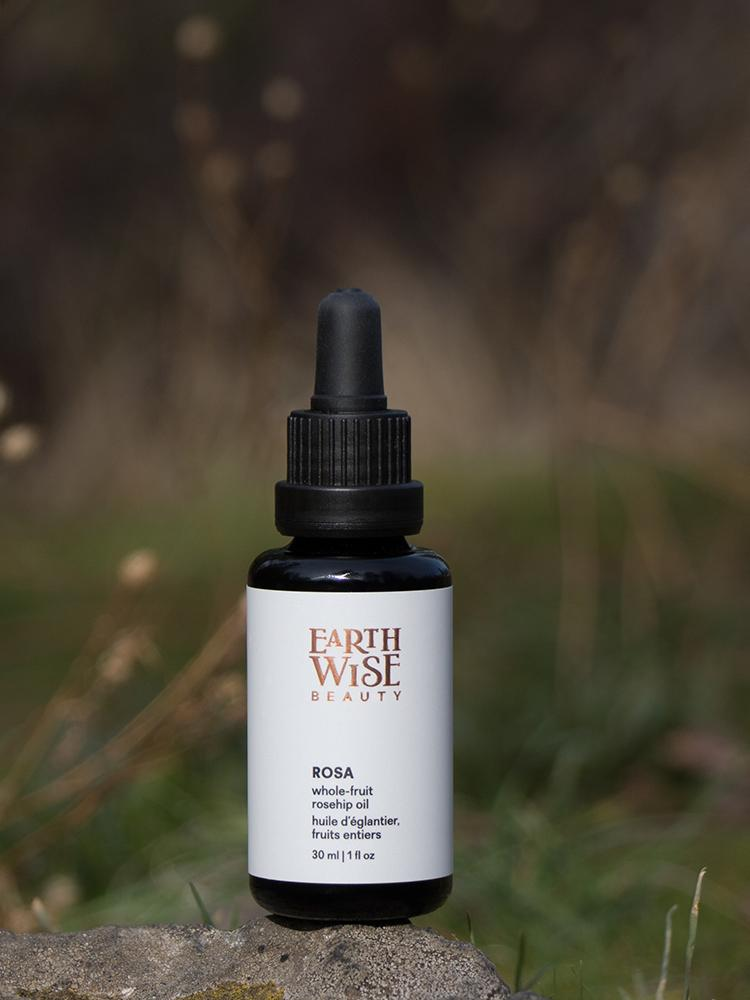 Earthwise Beauty Rosa Whole-Fruit Rosehip Oil - The Beauty Garden Boutique