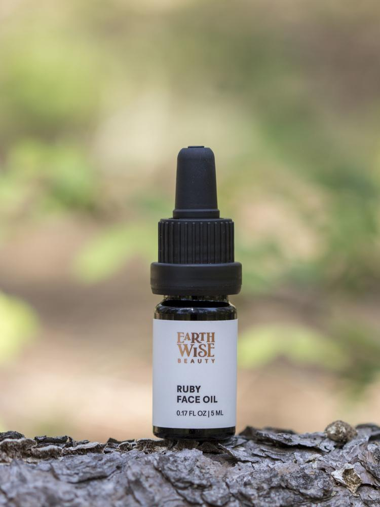 Earthwise Beauty | Ruby Face Oil | The Beauty Garden Boutique