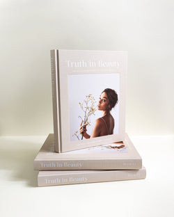 Mukti Organics Truth In Beauty Book - The Beauty Garden Boutique