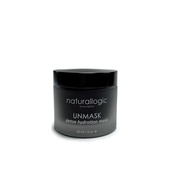 Naturallogic Unmask Detox Hydration Mask - The Beauty Garden Boutique