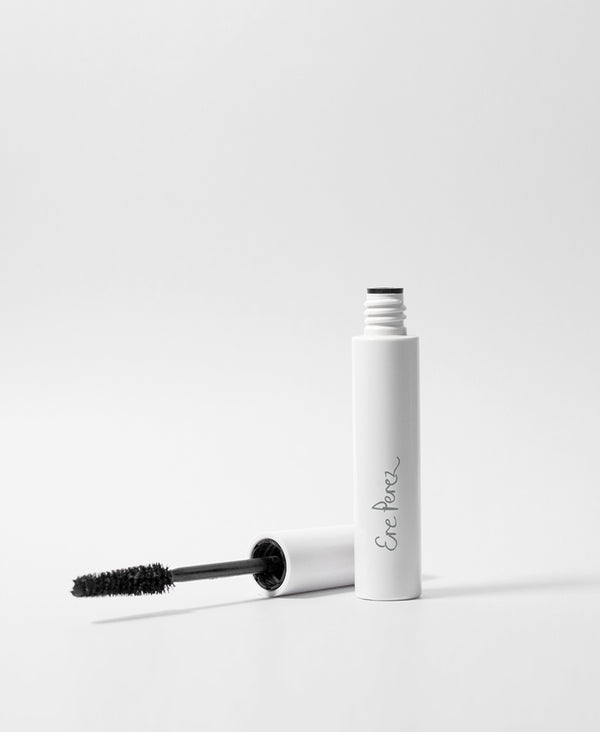 Ere Perez | natural almond mascara | The Beauty Garden Boutique