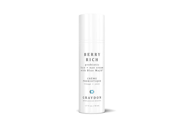 Graydon Skincare Berry Rich Cream - The Beauty Garden Boutique