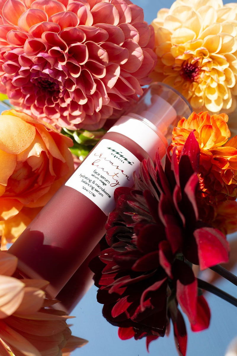 Nini Organics | Crimson Beauty | The Beauty Garden