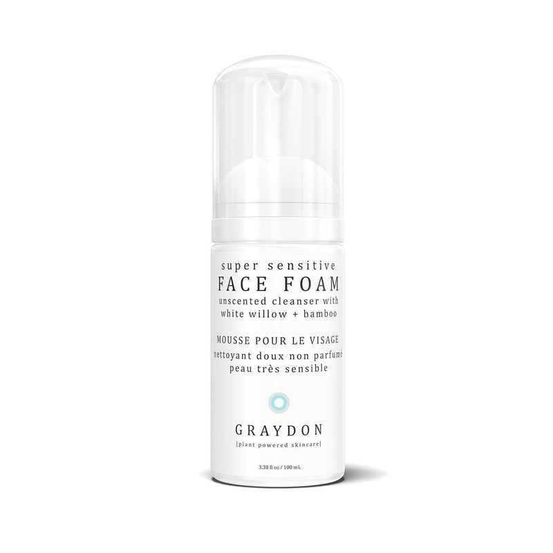 Graydon Skincare | Face Foam | The Beauty Garden Boutique
