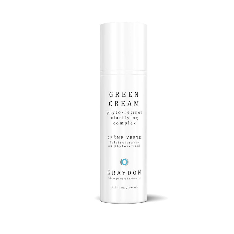 Graydon Skincare | Green Cream | The Beauty Garden Boutique