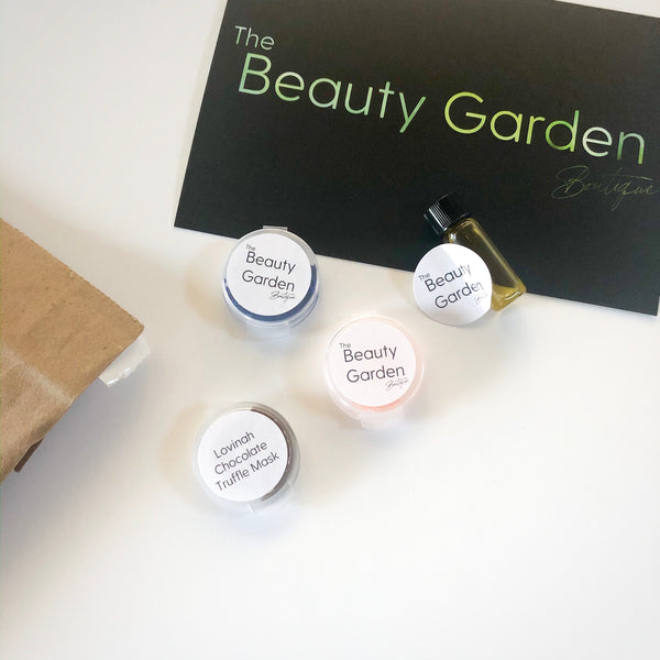 Sample Program - The Beauty Garden Boutique