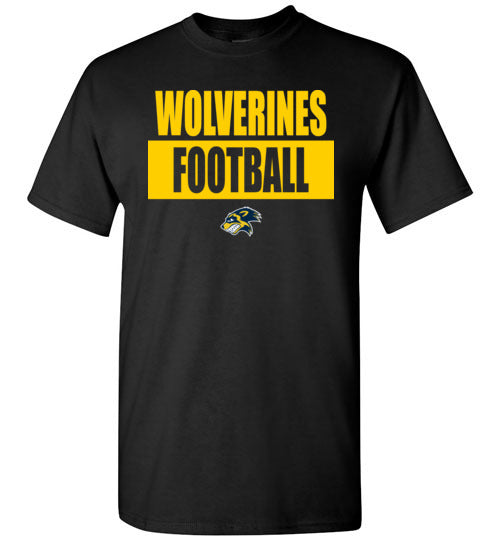 Wolverines Football T Shirt