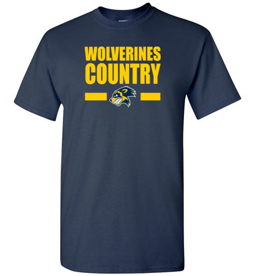 Wolverines Country T Shirt