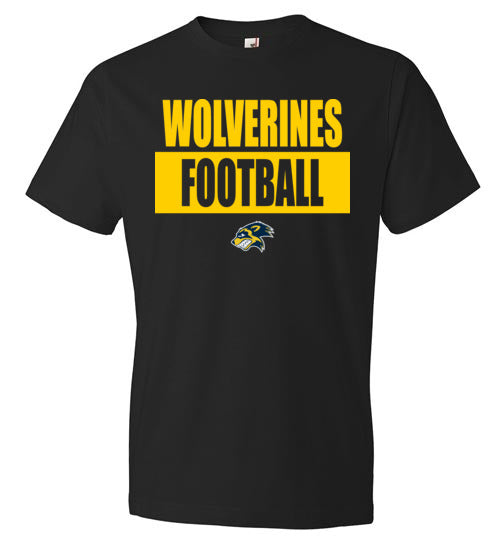 Wolverines Football Premium T shirt