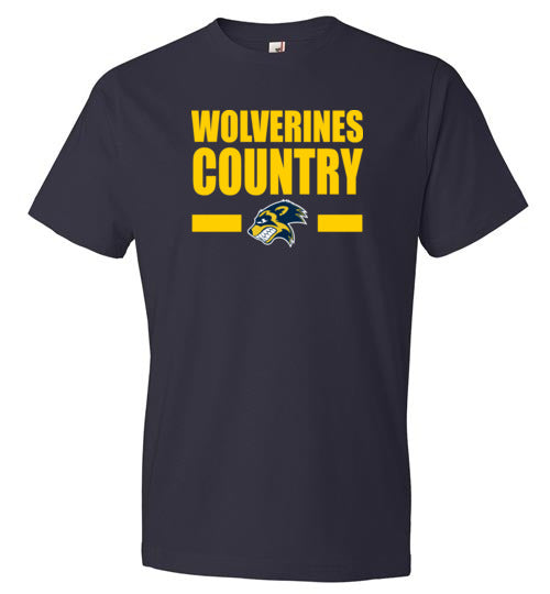 Wolverines Country Premium T Shirt