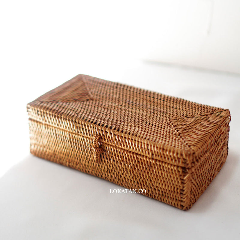 Dau Rattan Storage Box
