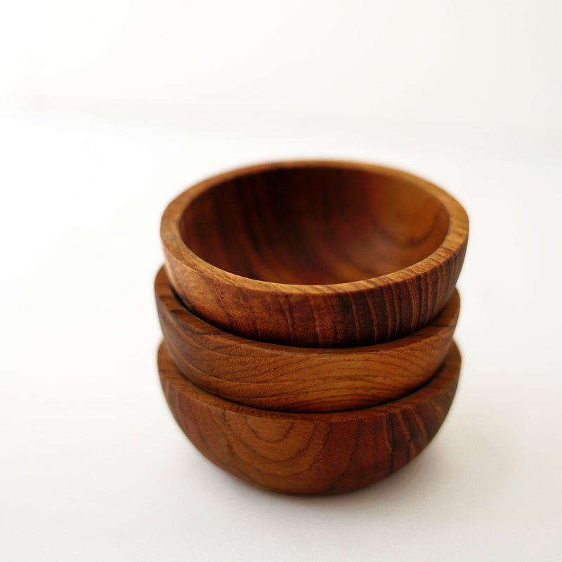 Dibu Wooden Bowl