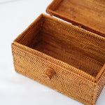 Monse Rattan Storage Basket