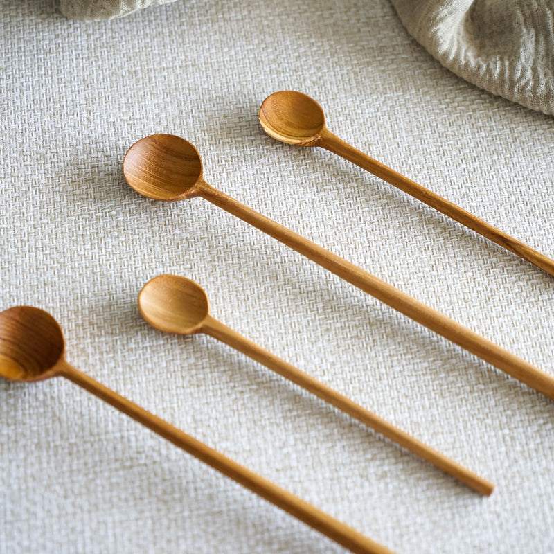 Noka Wooden Juice Spoon