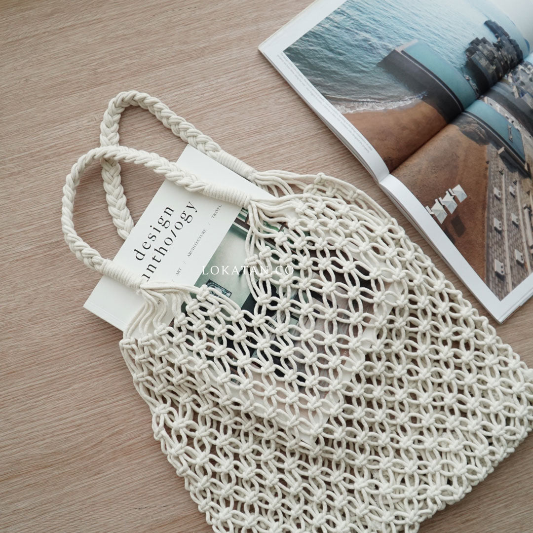 Rupa Weaving Rope Bag