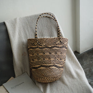Tribal Seagrass Tote Bag